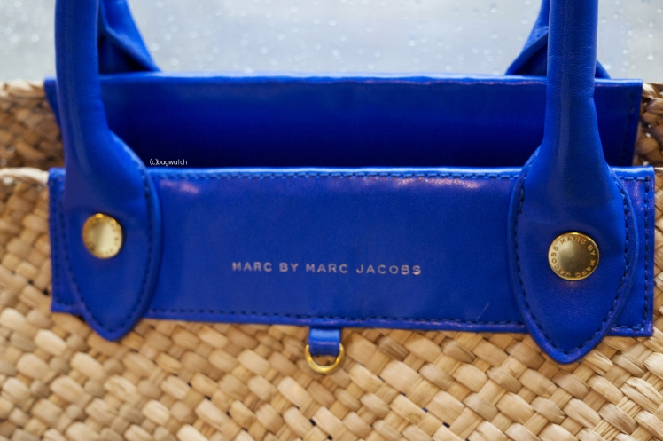 Marc By Marc Jacobs Straw Bag 9