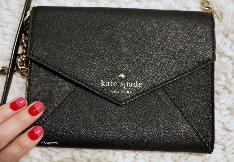 Kate Spade Cedar Street Monday Crossbody Wallet on Chain Bag 3